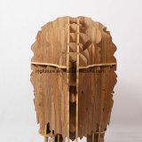 Het multifunctionele Decoratieve Meubilair van de Koning van de Leeuw van het Stuk speelgoed van Kinderen Houten