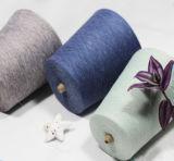 Filato speciale di apparenza di Yarb mescolato tela del poliestere per i calzini