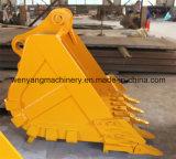La Chine a fait la position de roche d'exploitation d'excavatrice de chenille de Sumitomo 240