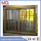 Exterior de Design Comercial de Portas de Alumínio