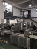 Type horizontal machine à emballer de flux de biscuits de Rolls de gâteau de HS-500b