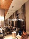 Écran décoratif d'acier inoxydable de panneau de mur pour le fournisseur de la Chine de décoration intérieure