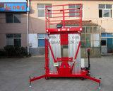 электрический алюминиевый воздушный телескопичный лифт 12meter (GTWY12-200SB)