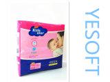 Pañales y panales disponibles del bebé del precio barato con el fabricante de OEM/ODM para los productos del bebé