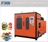 machine en plastique de ébarbage automatique de soufflage de corps creux d'extrudeuse de pompe de pétrole du dispositif 1L