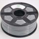 Filamento nero dell'ABS del filamento 1.75mm 3mm della stampante della bobina 3D per stampa 3D
