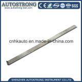 Ponta de prova padrão do gancho do teste do aço inoxidável da ponta de prova IEC60065 do teste