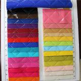 cuoio lucido del PVC di Sureface dello specchio di 0.9mm per le borse (915)