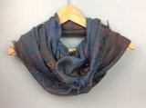 Châles de l'hiver d'accessoire de mode d'écharpe de loisirs de femmes