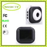 Gravador de vídeo largo da lente do ângulo de FHD 1080P came do dinheiro de 140 graus
