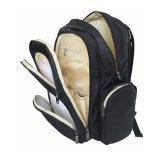 Многофункциональный Backpack ворсистого пеленки младенца большой емкости плеча с прогулочной коляской связывает поставщика Китая