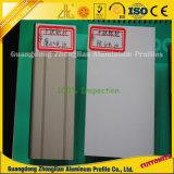 Profilo di alluminio di Deglossed di elettroforesi per la decorazione di qualità superiore del portello e della finestra