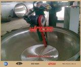 Machine de polonais de machine de polonais d'extrémité d'assiette/récipient à pression/machine de meulage