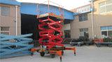 1ton hydraulische 6m Scissor Höhenruder-Aufzug (SJY1-6)