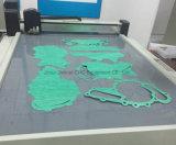 Машина резца резины запечатывания бумаги PTFE набивкой Chesterton Klinger Garlock автоматическая осциллируя