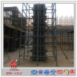 Coffrage de matériau de construction en béton pour le mur et le fléau