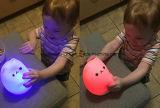 꼭지 통제와 USB 책임을%s 가진 실리콘 아이 밤 빛