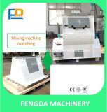 misturador de pá do Único-Eixo 500kg/P para o moinho de alimentação