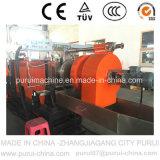 ペレタイジングを施すHDPEの薄片のための二重段階の押出機機械(zhangjiagang)
