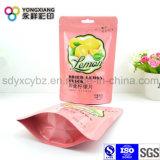 Bolso/bolsa plásticos del sellador del alimento para el alimento de bocado