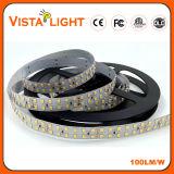 Iluminación de tira de IP20 los 30W/M RGB SMD LED para los centros de la belleza