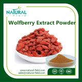Polysacchariden 40%, het Poeder van het Supplement van de gezondheid van het Uittreksel Wolfberry van 50%