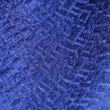 Nuevos poliester y algodón del tinte del hilado 2017 para ms Skirt Coat Jacquard Fabric