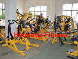 equipo del body-building, aptitud, máquina de la gimnasia, fuerza del martillo, prensa estupenda ISO-Lateral de la pendiente (HS-3013)