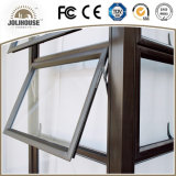Exportación directa colgada superior de aluminio modificada para requisitos particulares fabricación de China Windows