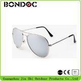 Lunettes de soleil de lentille polarisées par UV400 d'hommes de lunettes de soleil en métal
