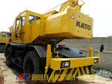 25t Kraan van de Vrachtwagen van de tweede Hand de Japanse Kato Gebruikte (Kr-25H)