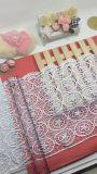 Nieuwe Vorm 20.5cm van het Ontwerp het Borduurwerk die van de Breedte Kant Nyron voor Kledingstukken & de Textiel & de Gordijnen van het Huis in orde maken