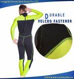 新しいデザイン安いネオプレンの人のための完全な袖の水着