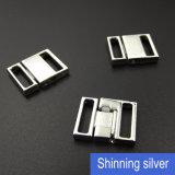 зажим металла серебра бюстгальтера 9mm в различной имеющейся конструкции