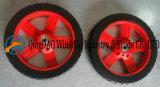 Schaumgummi-Rad PU-7*1.25 für Fußrollen-Rad