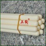 Alumina van 99.8% Al2O3 de Ceramische Buis van de Schede van het Thermokoppel