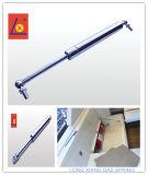 Cilindro de gás da mola de gás do aço inoxidável 316