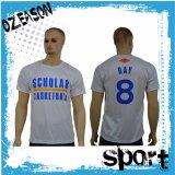 Neuer Entwurfs-Sublimation-Fußball-Team-konstanter Hemd-Sportkleidung-Installationssatz-Grossist