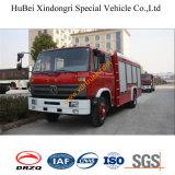 6ton Dongfeng EQ1160zz4gj 153 Wasser-Löschfahrzeug Euro3