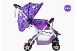 Poussette de bébé pliable pour bébé légère / poussette de jogger réglable pour bébé