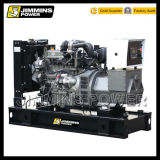 Catalogue des prix réglé diesel silencieux et ouvert d'engine de Ricardo de groupe électrogène (AD-100)