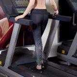 Cinturino largo di alto aumento di Capris di yoga dei vestiti di forma fisica di Sportwear delle donne