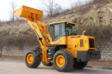 Forte Multi-Function Wheel Loader (HQ940) avec Timber Brab