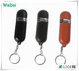 고품질 (WY-L02)를 가진 우아한 가죽 USB 펜 드라이브
