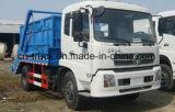 Vuilnisauto van het Afval van het Wapen van Tianland 10ton van Hotsales de Hydraulische