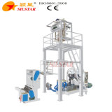 ABA Plastic Film Blowing Machine / Two Screw One Head