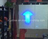 luz azul do Forklift da segurança da manipulação material do teste padrão da seta 10W