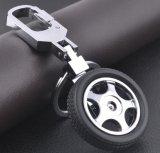 Trousseau de clés fait sur commande de pneu de véhicule de logo