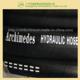 Boyau hydraulique spiralé de fil (902-6S-1-1/4)