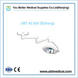 Lámpara Shadowless del funcionamiento de la lámpara quirúrgica del funcionamiento